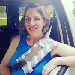 After Surgery Seat Belt Pillows