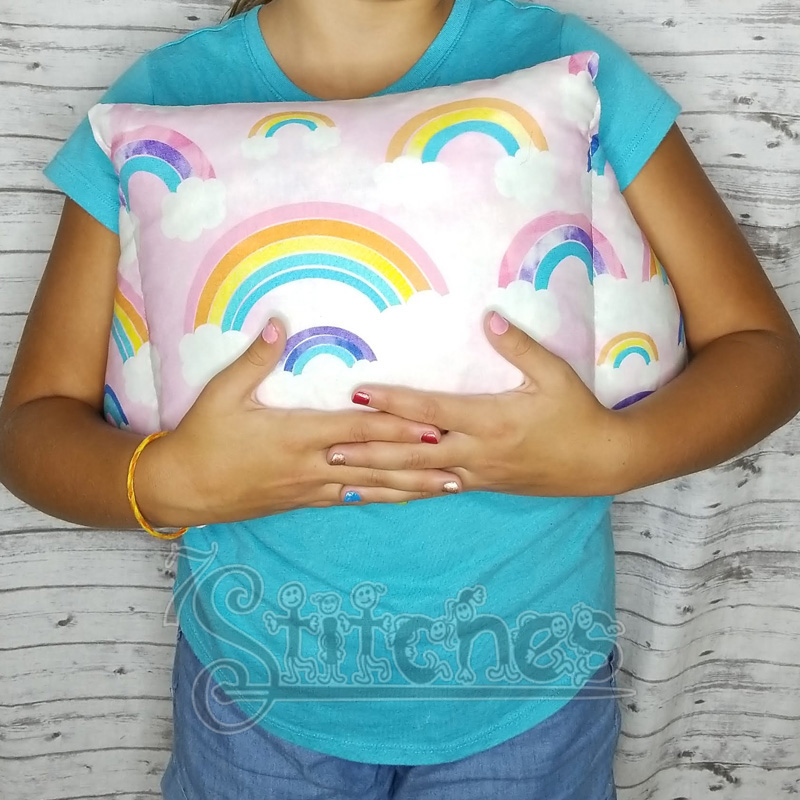 Surgery pillow Front view