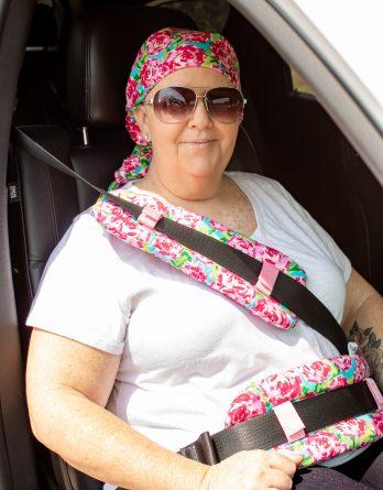 NEW DESIGN Post Surgery Seatbelt Pillow